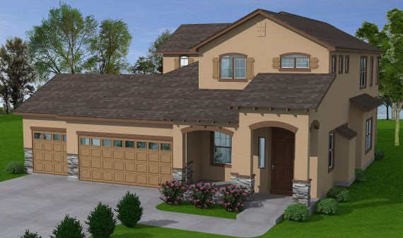 ranch plan colorado springs