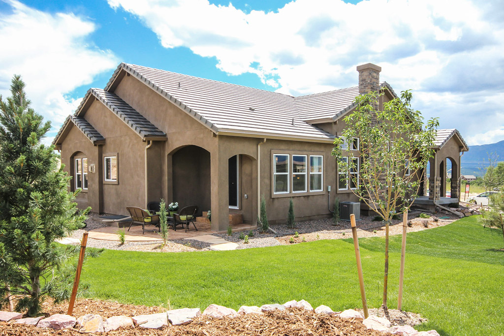build house in co