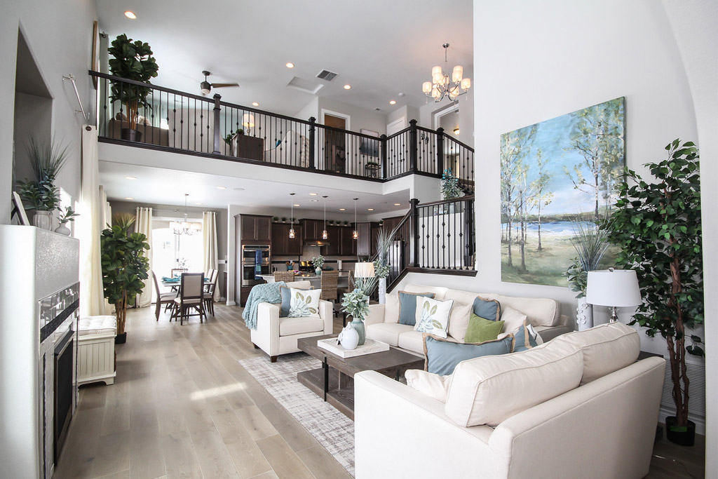 Great Rooms Covington Homes