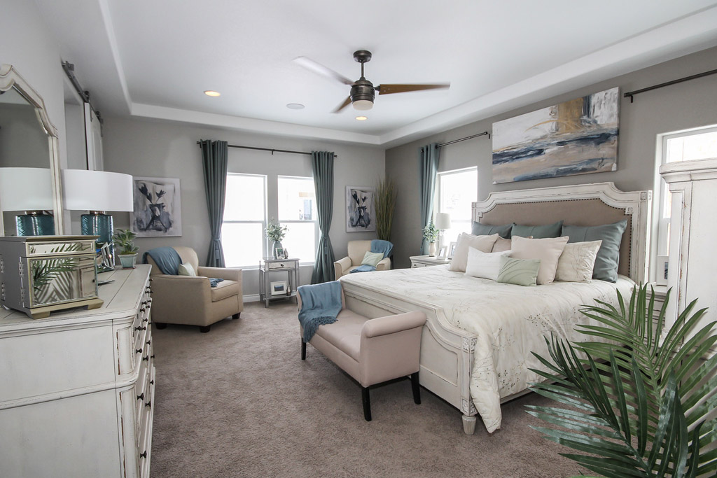 large master bedroom house